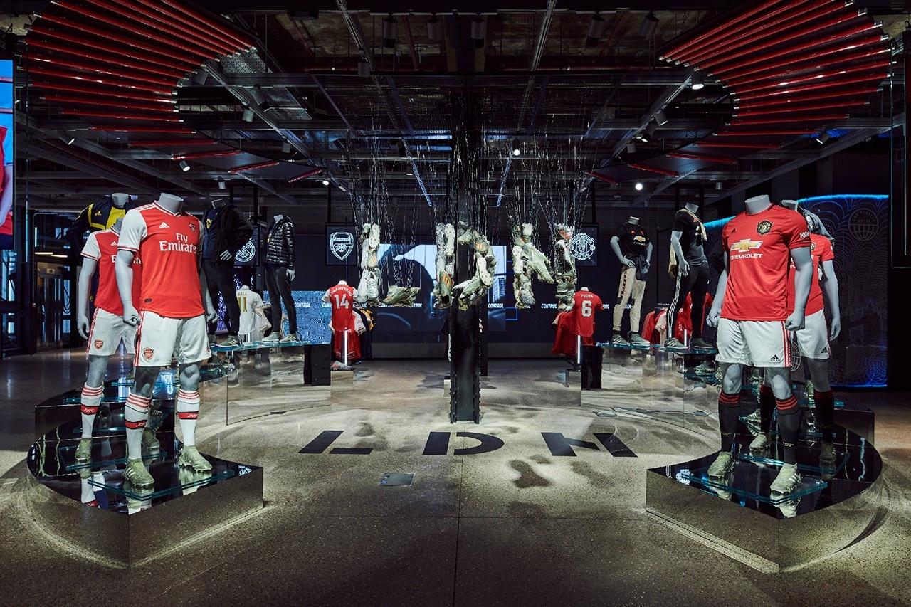 Новый флагман Adidas в Лондоне (галерея 9, фото 1)