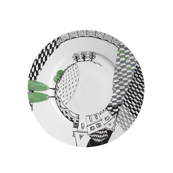 Компания MATEO представила новую коллекцию хрустальных бокалов и фарфора | галерея [1] фото [7]