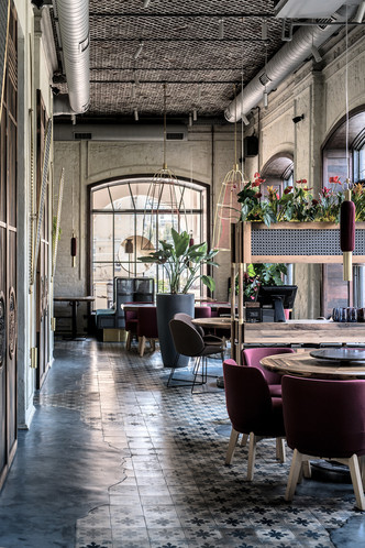 Вьетнамский ресторан в Киеве по проекту YOD Design Lab (фото 15.1)