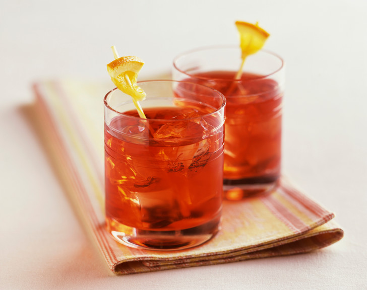 коктейль негрони рецепт