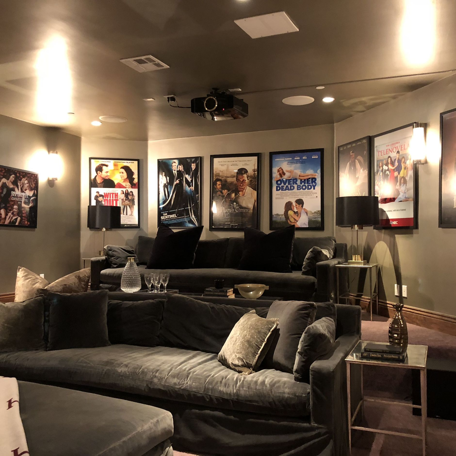 Ева Лонгория продает свой дом в Голливуде (галерея 4, фото 4)