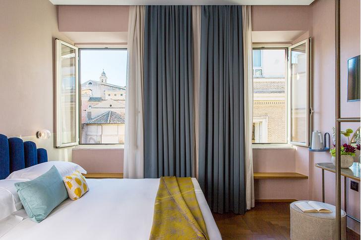 Комната в Риме: уютный бутик-отель в духе кондоминиума (фото 10)