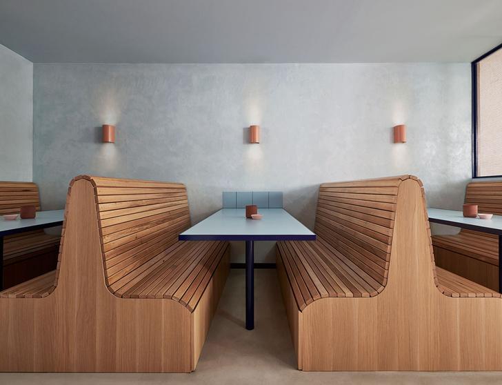 Все оттенки терракоты: ресторан в Сиднее (фото 8)