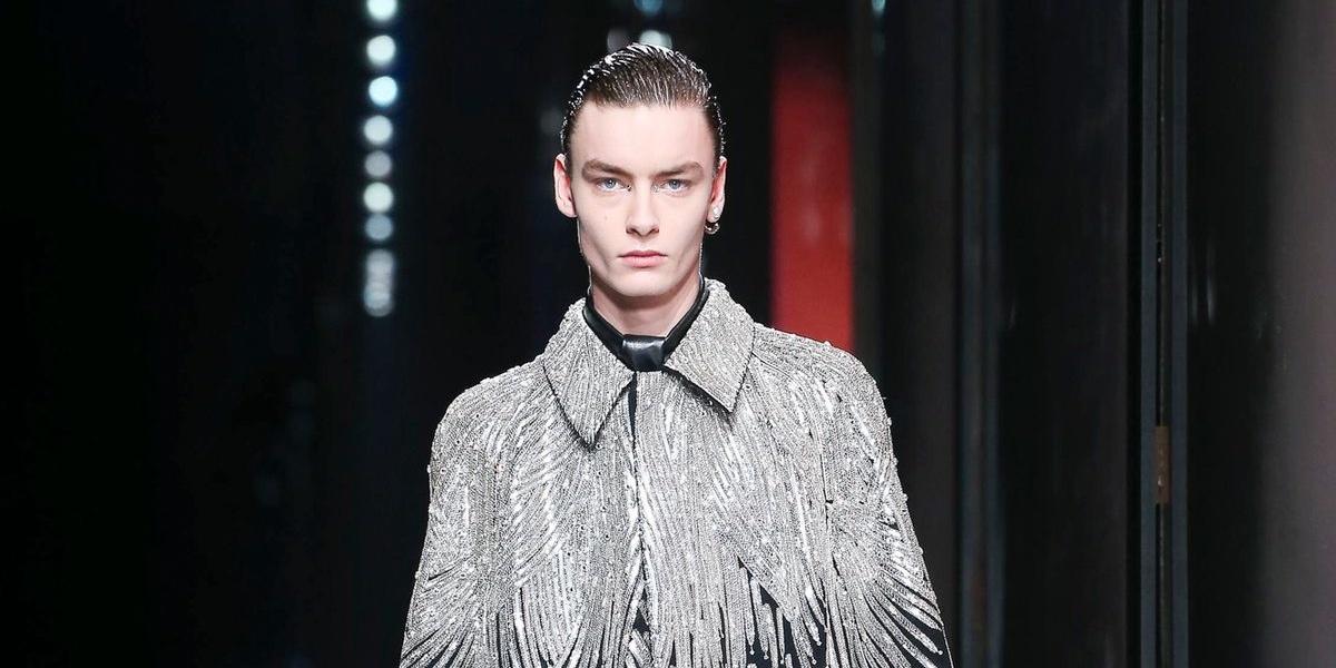 Памяти Джуда Блэйма: Dior Men's Fall 2020