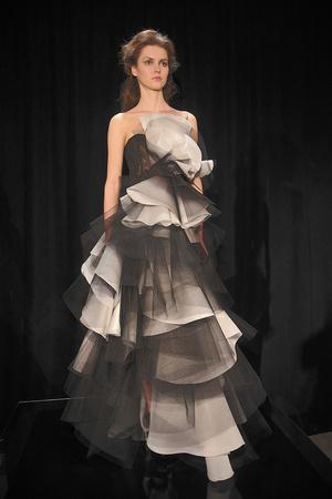 Показы мод Marchesa Осень-зима 2010-2011 | Подиум на ELLE - Подиум - фото 2818