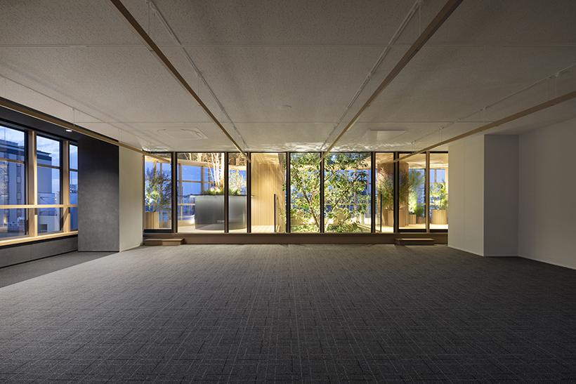 Nendo + Ikawaya Architects: офисное здание в Токио (галерея 16, фото 2)