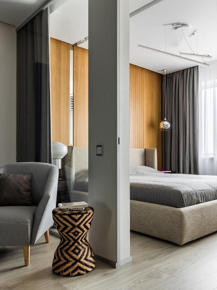 Яркая квартира 65 м² в Саратове с видом на Волгу (фото 11)