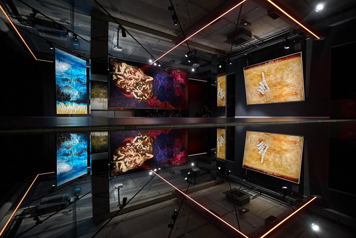 Галерея VS Unio: площадка-трансформер для любого искусства (фото 0)
