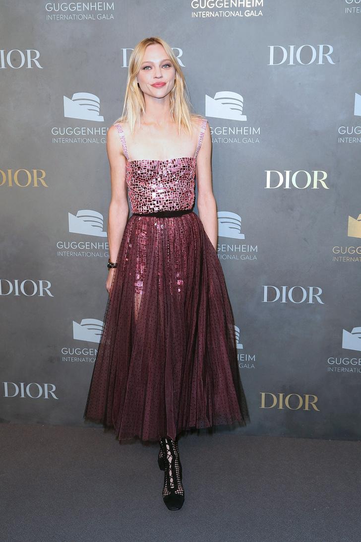 Образ дня: Саша Пивоварова в Christian Dior (фото 1)