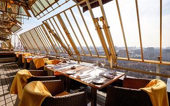 Голова в облаках: рестораны и бары на крыше (фото 4.2)