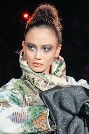 Показ Franc Sorbier коллекции сезона Осень-зима 2010-2011 года Haute couture - www.elle.ru - Подиум - фото 168084