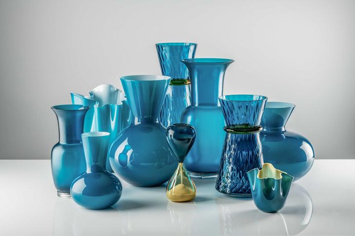 Баланс и хрупкость: вазы и декор Venini в новых оттенках (фото 7)