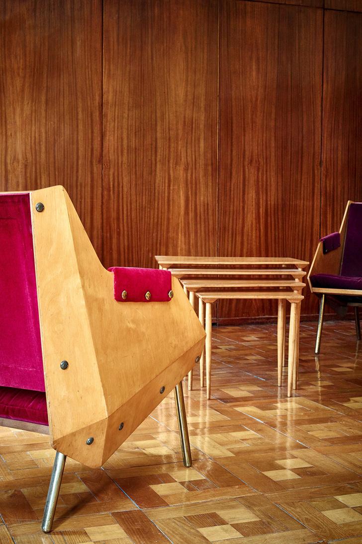 Декораторы - о любимых стилях: Келли Уэстлер и mid-century modern фото [2]