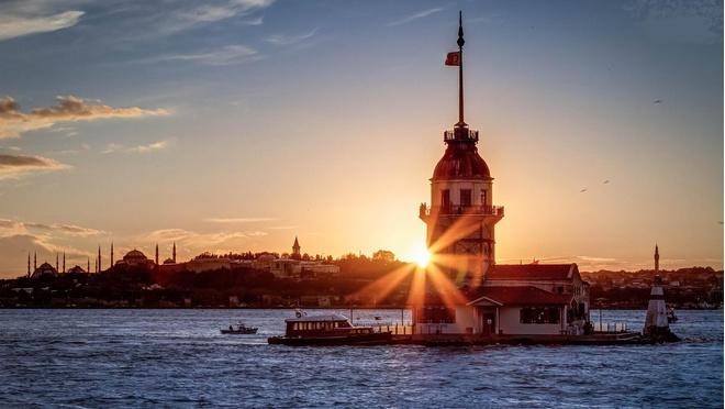 Леандрова башня, Стамбул