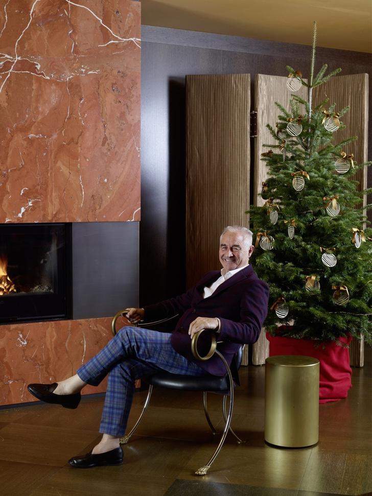 Семейные ценности: рождественская сервировка от Promemoria (фото 2)