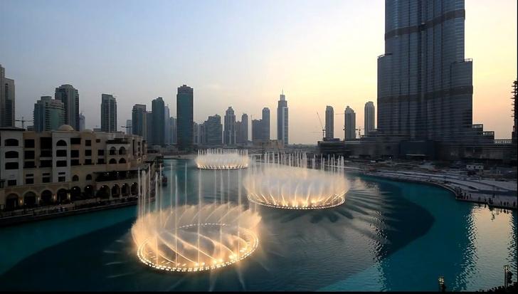 10 самых красивых фонтанов мира, которые меняют жизнь и судьбу (фото 19)