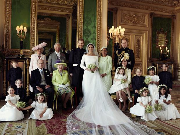 Под занавес: неожиданные факты о свадьбе принца Гарри и Меган Маркл (фото 5)