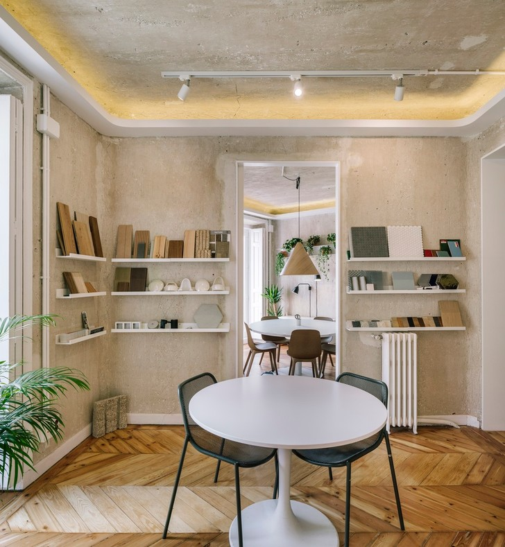 Офис архитектурной студии Zooco в Мадриде (фото 4)