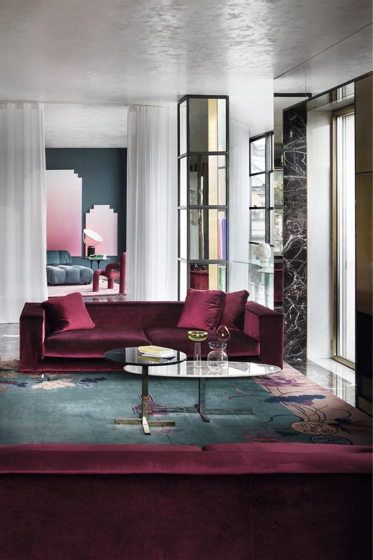 Интерьер с обложки: квартира архитектора   Луки Бомбассеи в Милане (фото 13)