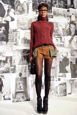 Показ L.A.M.B. коллекции сезона Осень-зима 2012-2013 года prêt-à-porter - www.elle.ru - Подиум - фото 340295