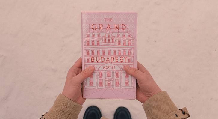 Как в кино: кафе в духе «Отеля «Гранд Будапешт» (фото 5)