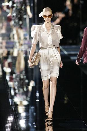 Показ Dolce & Gabbana коллекции сезона Весна-лето 2009 года prêt-à-porter - www.elle.ru - Подиум - фото 81503