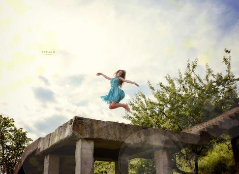 г. Таганрог Ростовская обл. Старая заброшенная недостроенная лестница с видом на море, ведущая вникуда! Удивительное место, где можно уединиться и наслаждаться прекрасным видом