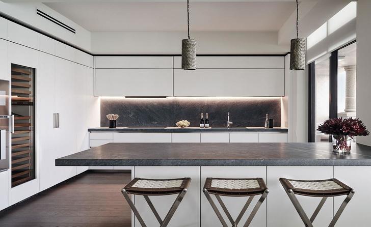 Квартира в Майами-Бич: интерьер от Bottega Veneta (фото 2)