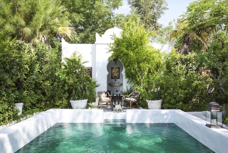 15 восхитительных проектов бассейнов для загородного дома (фото 7)
