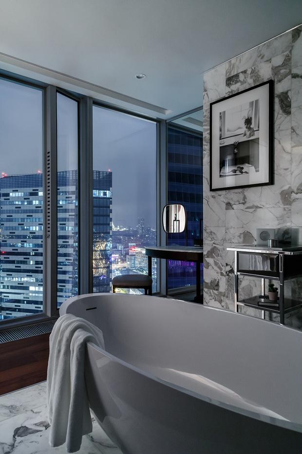 Стильная ванная комната: 10 актуальных трендов (фото 23)