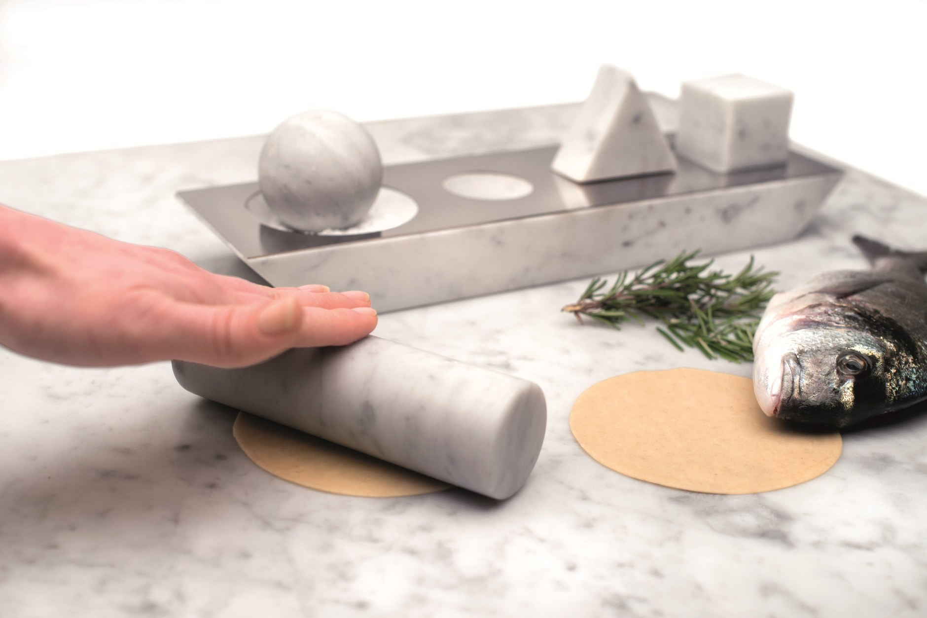 Мрамор and Co. Как заставить кухню выглядеть дороже (галерея 23, фото 0)