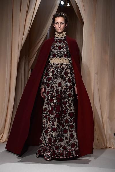 Показ Valentino Haute Couture   галерея [1] фото [14]