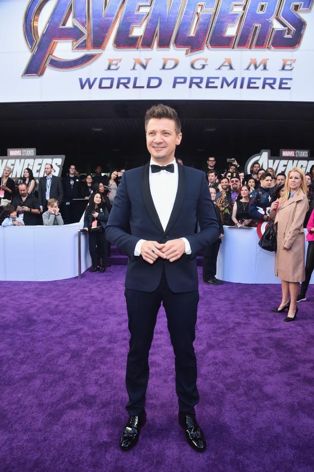 Весь Голливуд в сборе: 25 звездных образов на мировой премьере «Мстителей» (фото 9)