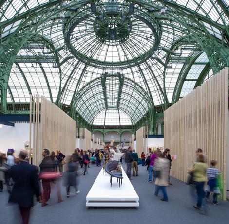 Выставка Révélations открылась сегодня в Париже | галерея [1] фото [2]