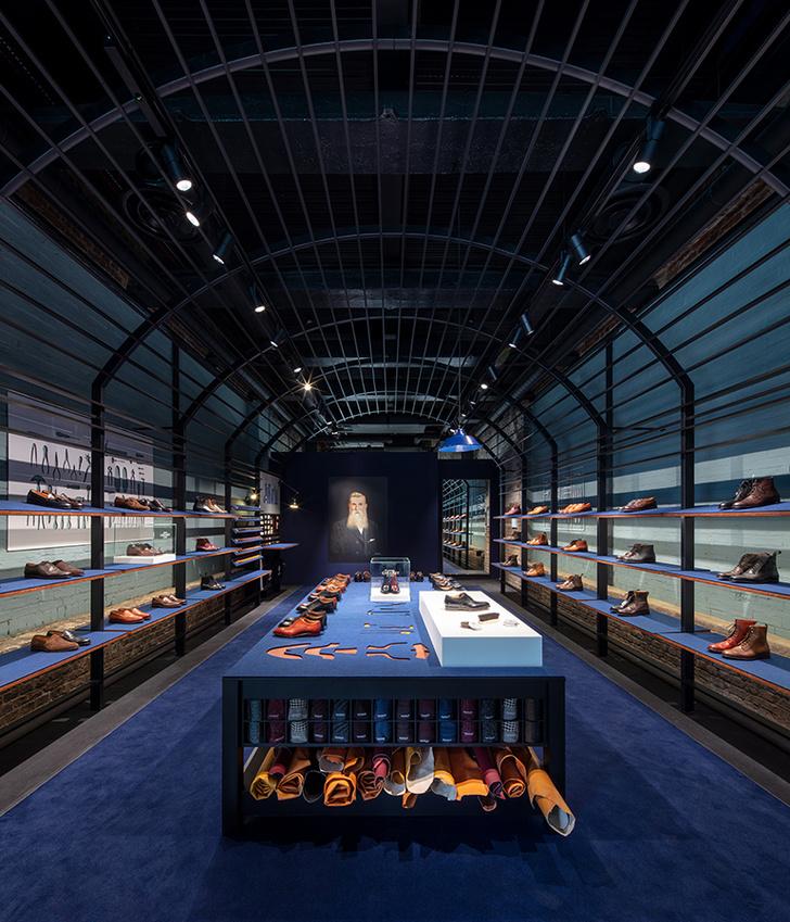 Модный обувной бутик на Кингс-Кросс (фото 5)