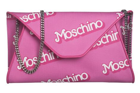 Капсульная коллекция Moschino