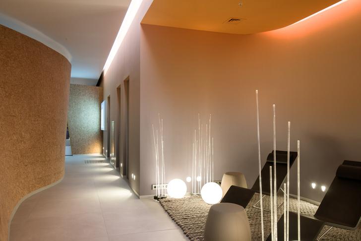 Бизнес-лаундж аэропорта «Платов» в Ростове-на-Дону: проект VOX Architects (фото 11)