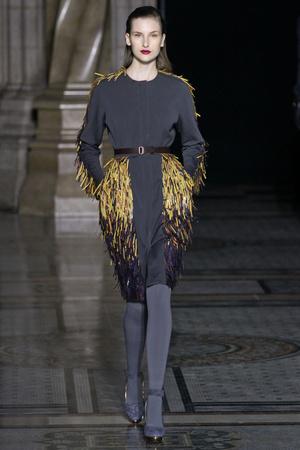 Показ Nicole Farhi коллекции сезона Осень-зима 2012-2013 года prêt-à-porter - www.elle.ru - Подиум - фото 353562