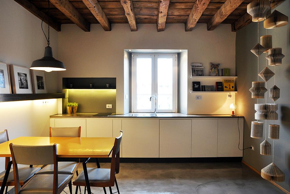 Топ-10: дизайнерские квартиры в Милане | галерея [3] фото [5]