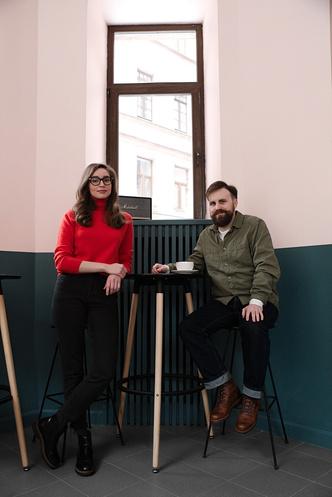 Фотогеничная кофейня Limitless в Санкт-Петербурге (фото 1)