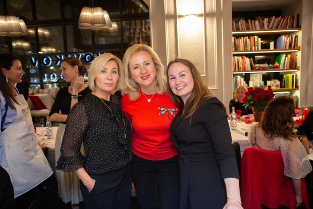 Искусство жить: бриллианты Piaget и брызги шампанского на мастер-классе Татьяны Рогаченко (фото 3)