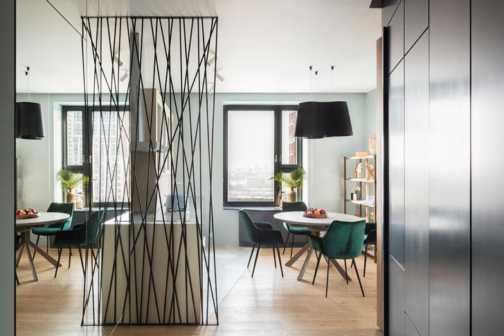Квартира 110 м²: проект Максима Кашина (фото 8)