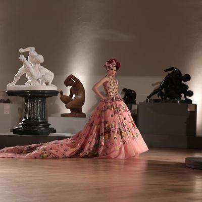 Из Мехико с любовью: показ кутюрных коллекций Dolce & Gabbana (галерея 2, фото 13)