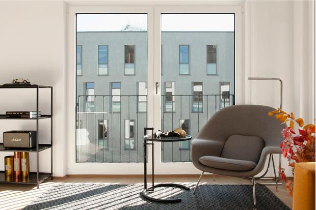 Квартира основателя студии «Точка дизайна» в Мюнхене (фото 0)