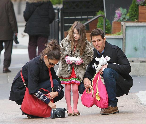 Почему Том Круз не общается с дочерью? фото [4]