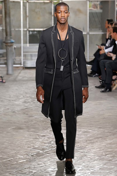 Неделя мужской моды в Париже: лучшие показы | галерея [4] фото [10]