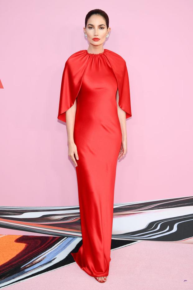 Сенсационно: 23 сексуальные супермодели на премии CFDA Fashion Awards (фото 22)
