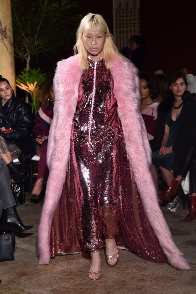 В Нью-Йорке прошел показ Juicy Couture (галерея 1, фото 36)