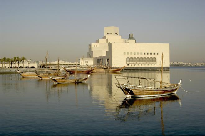 Море внутри: легендарная коллекция катарского жемчуга (фото 5)