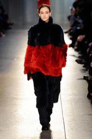 Показы мод Paul Smith Осень-зима 2014-2015 | Подиум на ELLE - Подиум - фото 3883